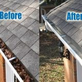Cheap Professional Gutter Cleaning