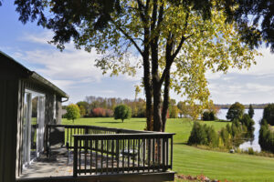 Spruce Up Your Lakeside Cottage